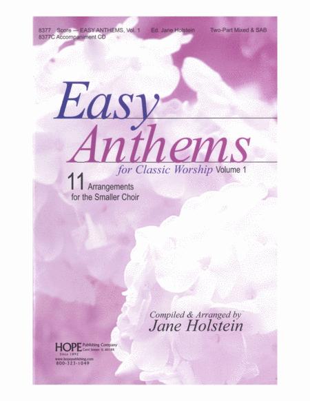 Easy Anthems, Vol. 1