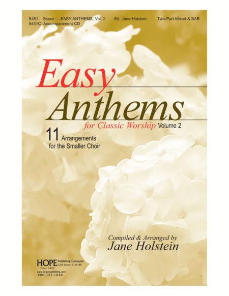 Easy Anthems, Vol. 2
