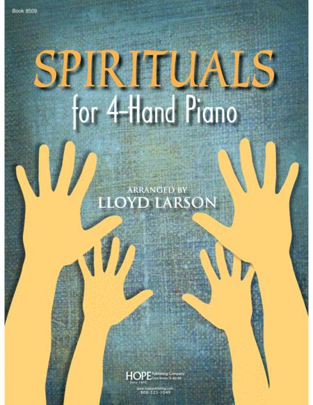 Spirituals For 4-Hand Piano