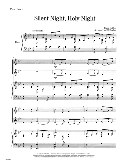 Silent Night, Holy Night - Complete Set