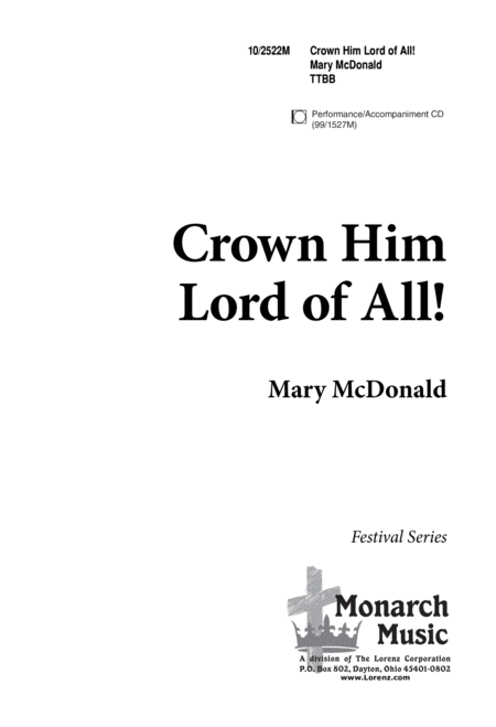 Crown Him, Lord of All