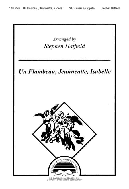 Un Flambeau Jeanneatte, Isabelle