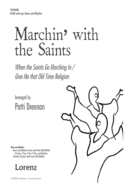 Marchin' with the Saints