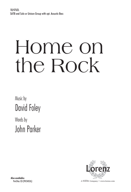 Home on the Rock