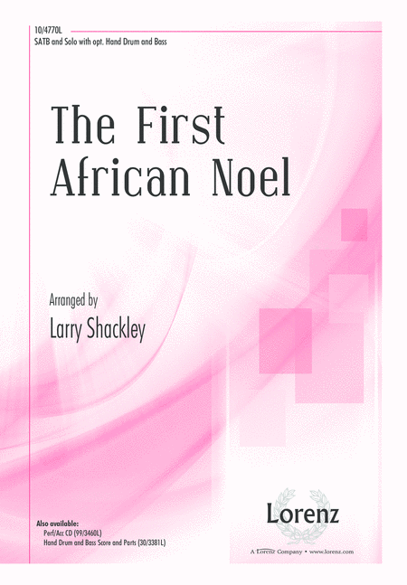 The First African Noel
