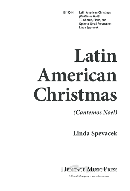 Latin American Christmas