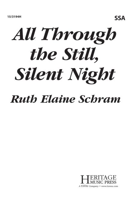 All Through the Still, Silent Night