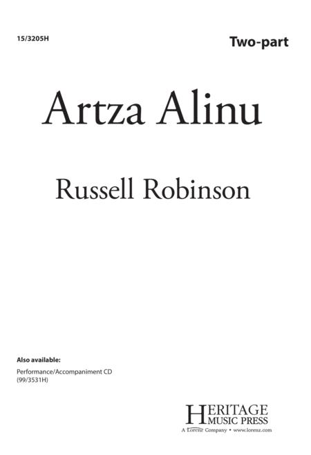 Artza Alinu