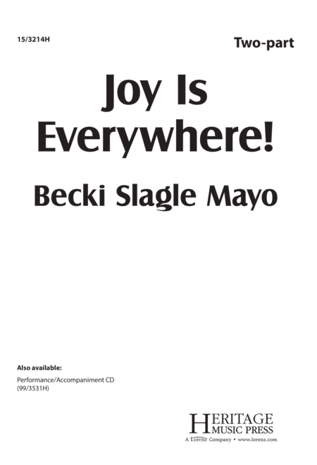 Joy Is Everywhere!