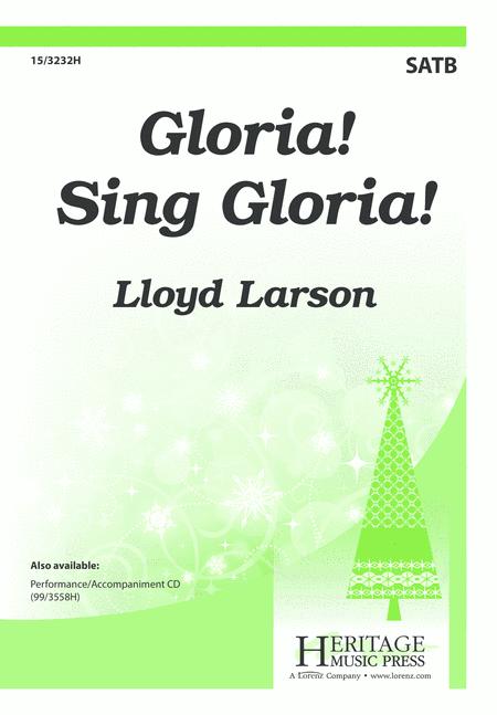 Gloria! Sing Gloria!