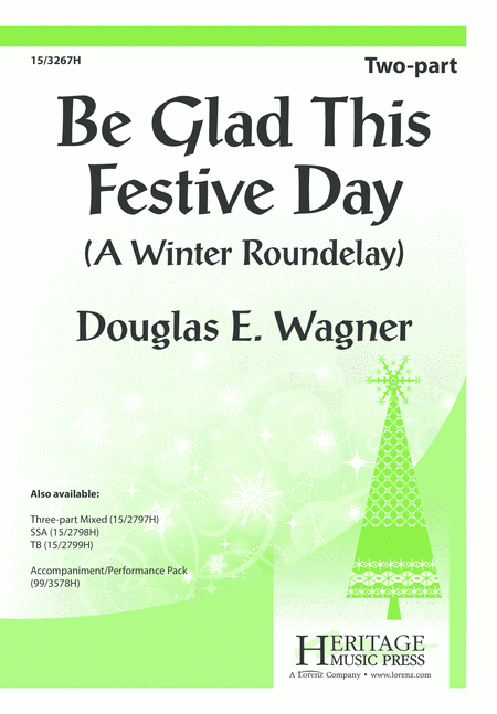 Be Glad This Festive Day