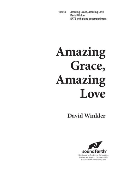 Amazing Grace, Amazing Love