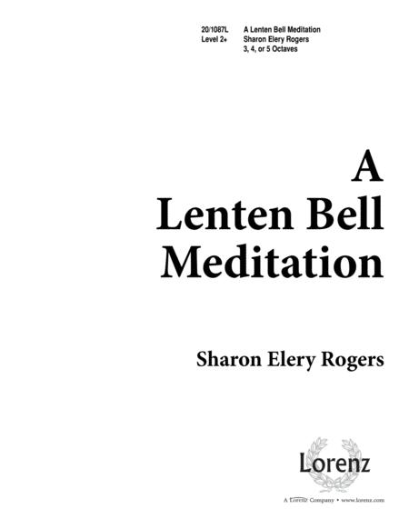 A Lenten Bell Meditation