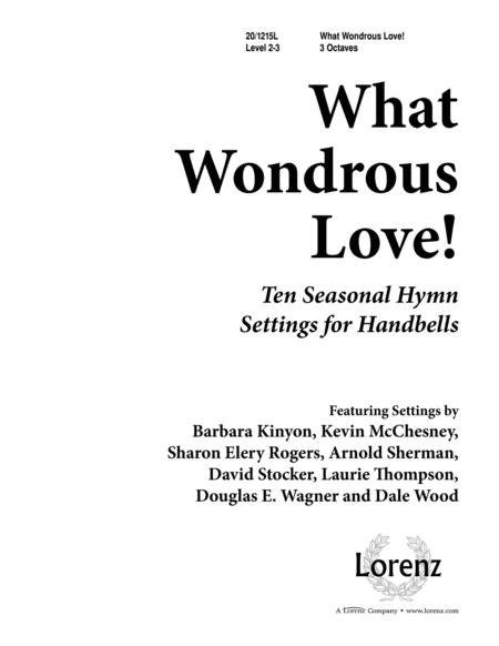 What Wondrous Love
