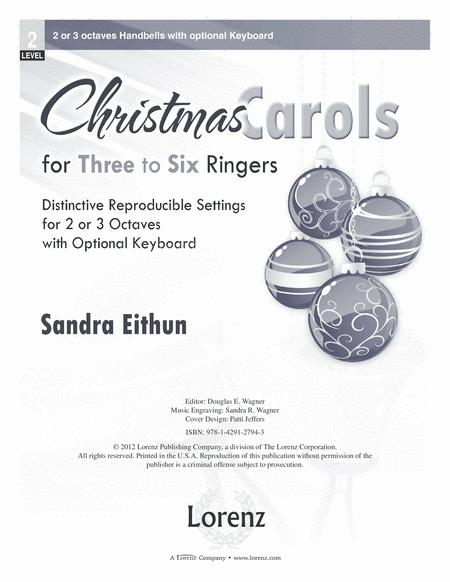 Christmas Carols for Three to Six Ringers