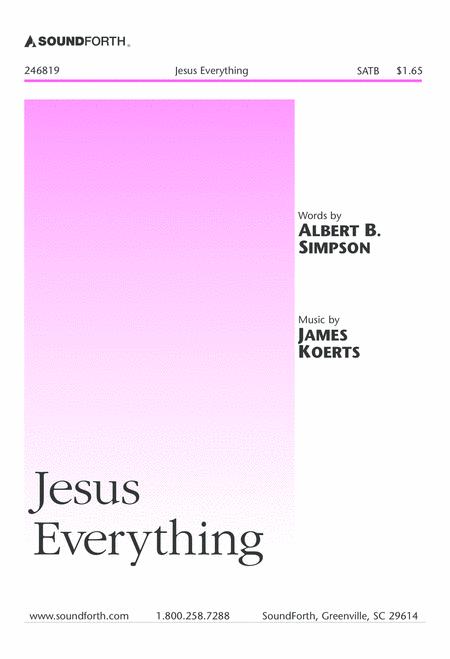 Jesus Everything