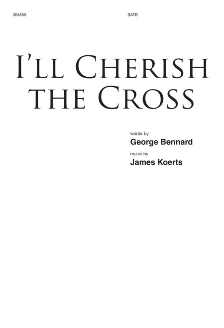 I'll Cherish the Cross