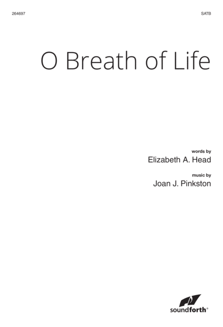 O Breath of Life