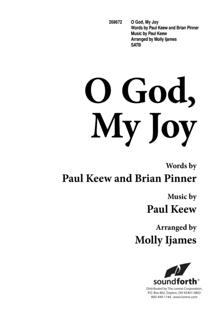 O God, My Joy