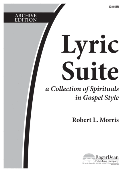 Lyric Suite