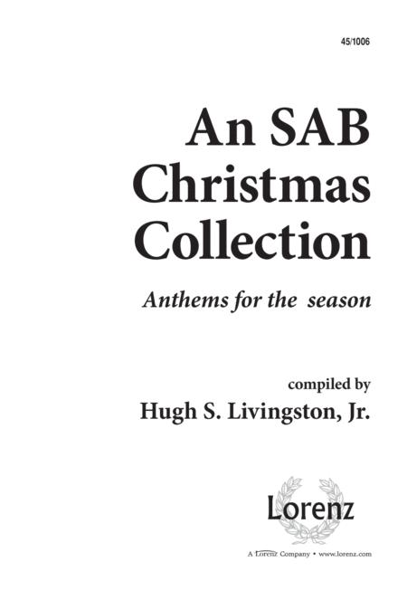 An SAB Christmas Collection