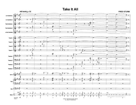 Take It All - Score