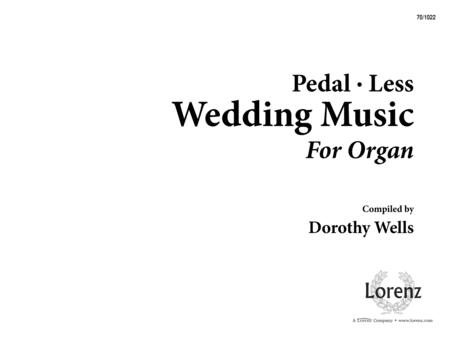 Pedal-less: Wedding Music For Organ