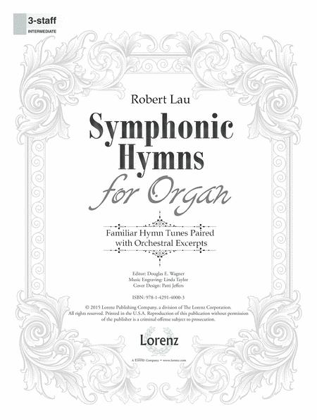 Symphonic Hymns for Organ