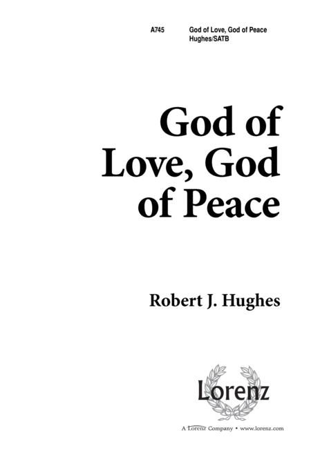 God of Love, God of Peace