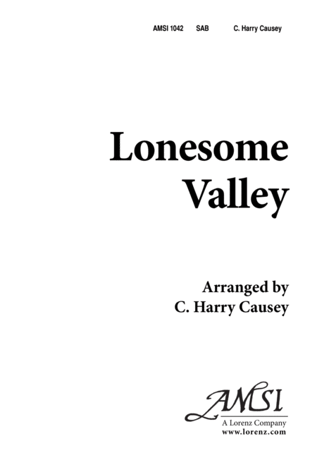 Lonesome Valley