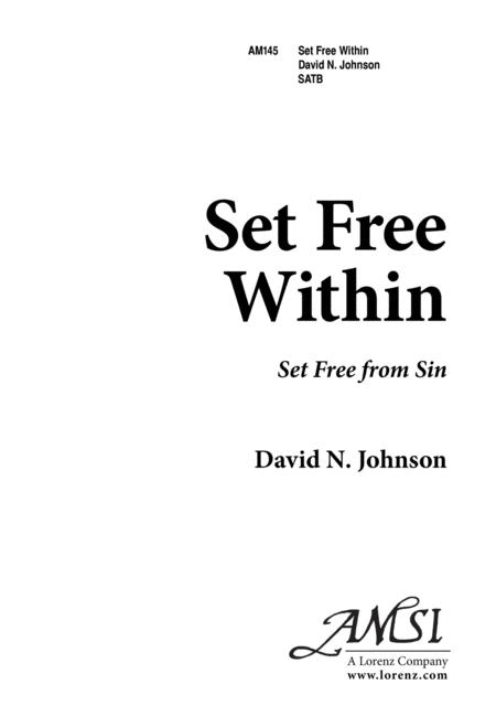 Set Free Within