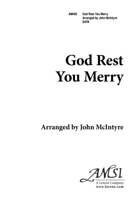 God Rest You Merry, Gentlemen