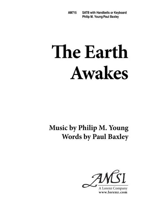 The Earth Awakes