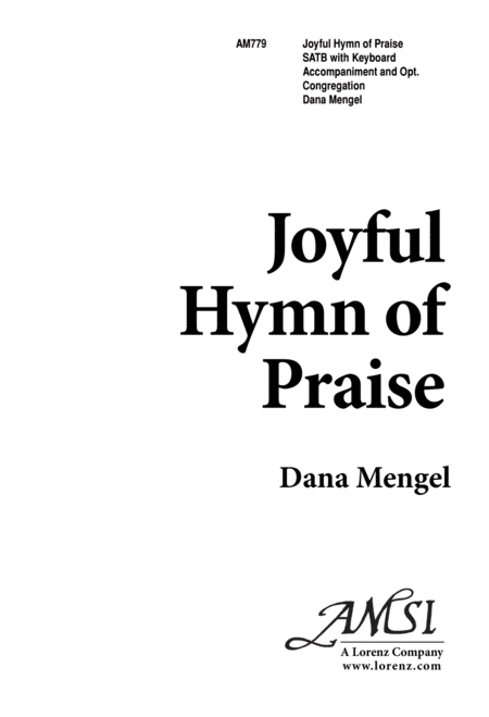 Joyful Hymn of Praise