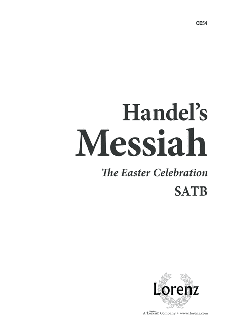 Handel's Messiah - The Easter Celebration