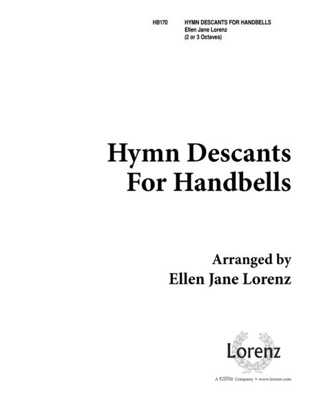 Hymn Descants for Handbells