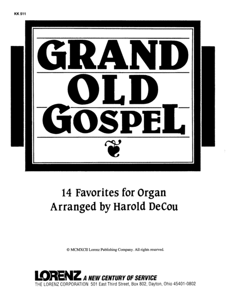 Grand Old Gospel