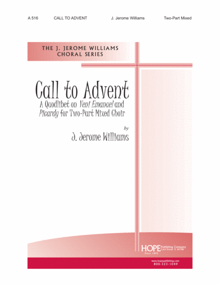 Call to Advent