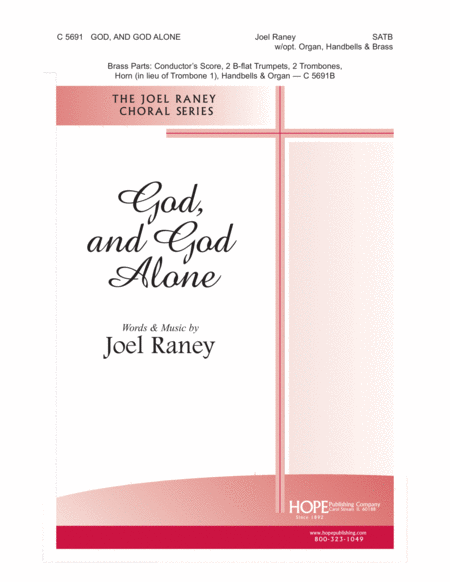 God, and God Alone