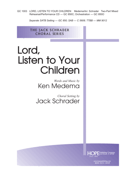 Lord, Listen To Your Children