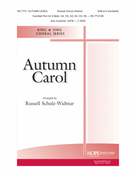 Autumn Carol