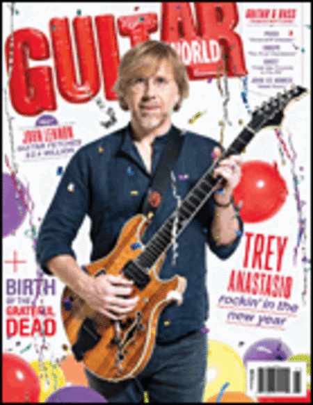 Guitar World Magazine January 2016