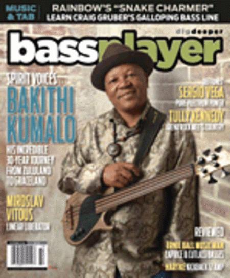 Bass Player Magazine October 2016