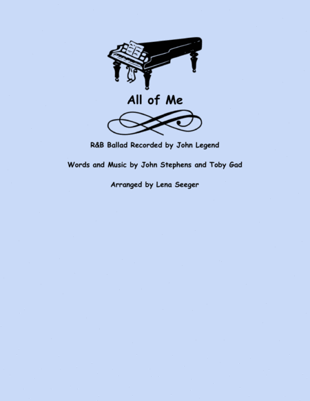 All Of Me (string duo)