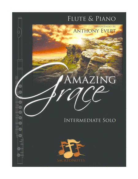 Amazing Grace—Flute & Piano (New Release)