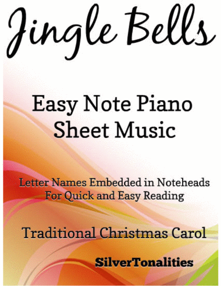 Jingle Bells Easy Piano Sheet Music