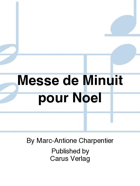 Messe de Minuit pour Noel