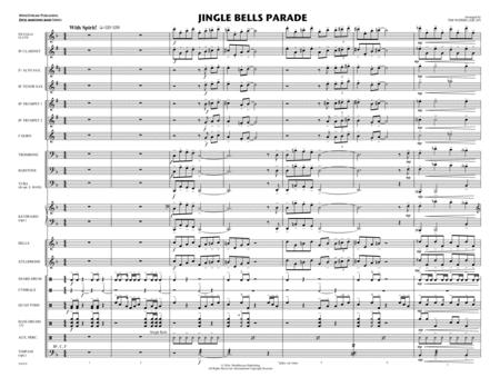 Jingle Bells Parade