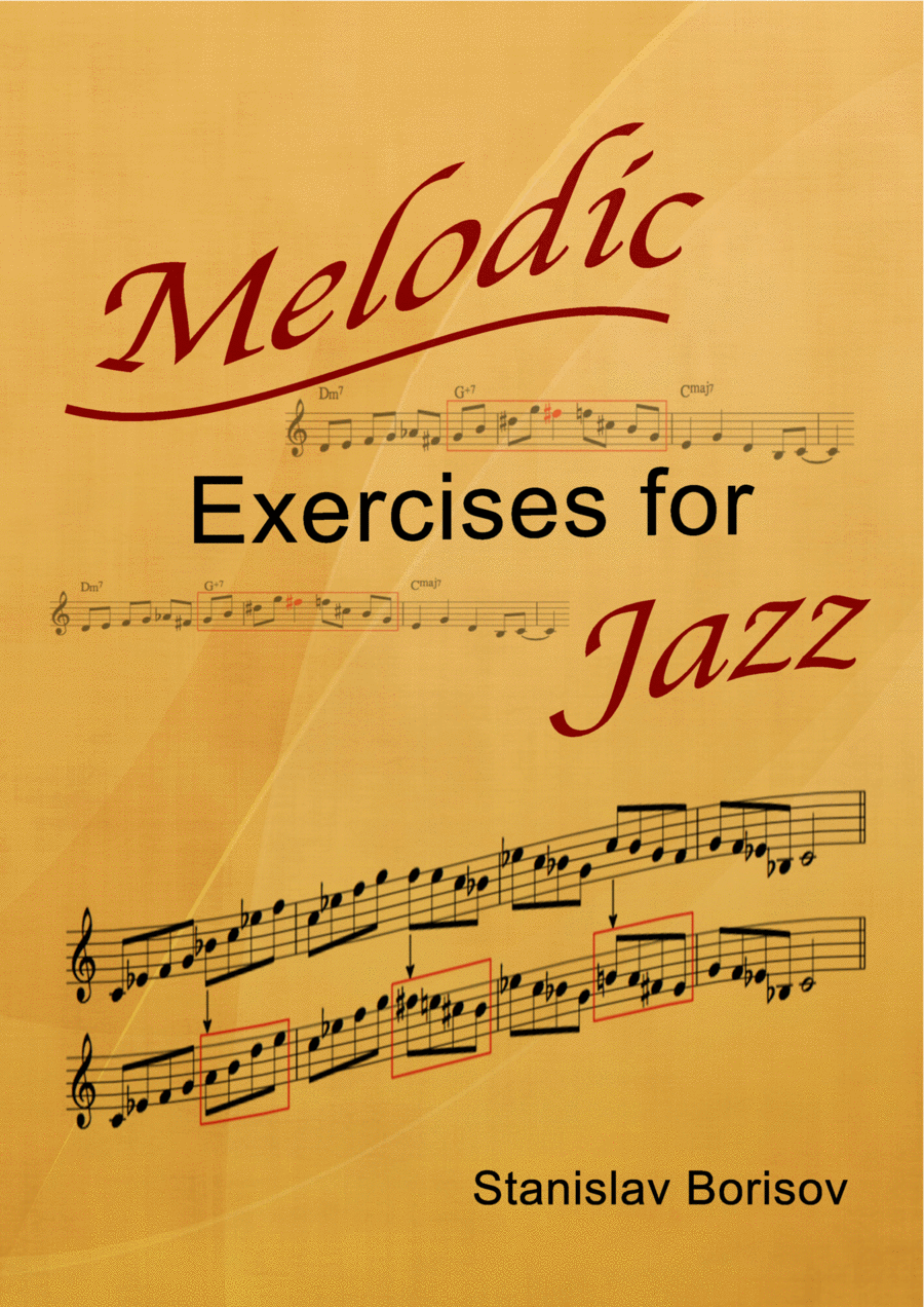 Melodic Exercises for Jazz