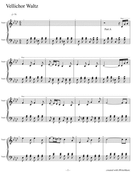 Vellichor Waltz